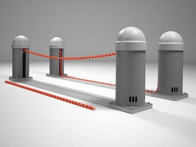 Цепные барьеры